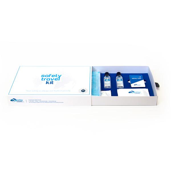 Safety Travel Kit Family Pack