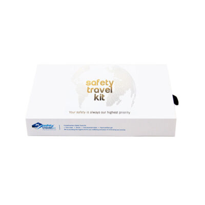 Safety Travel Kit Luxury Foiled Family Pack