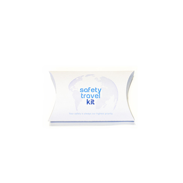 Safety Travel Kit Single Economy Pack