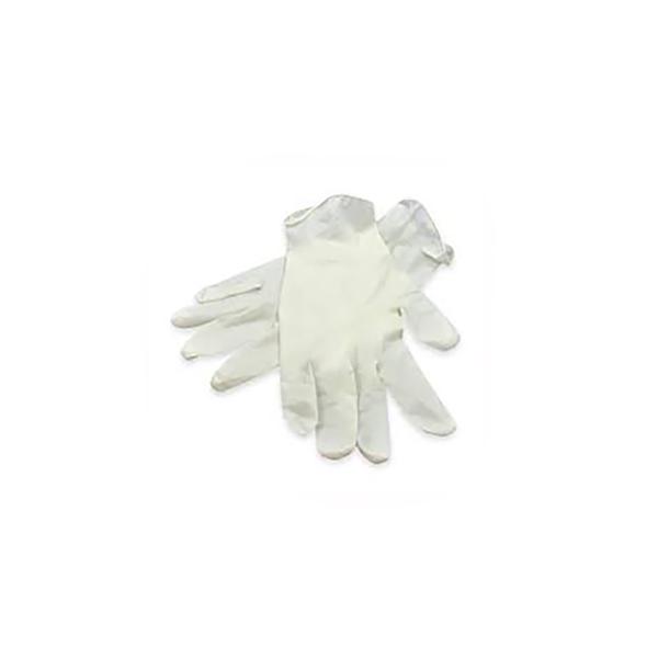 White Latex Gloves